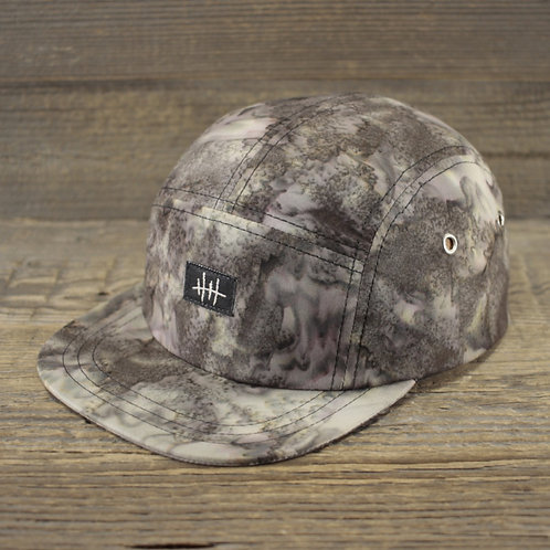 5-Panel Cap - Coal & Ashes