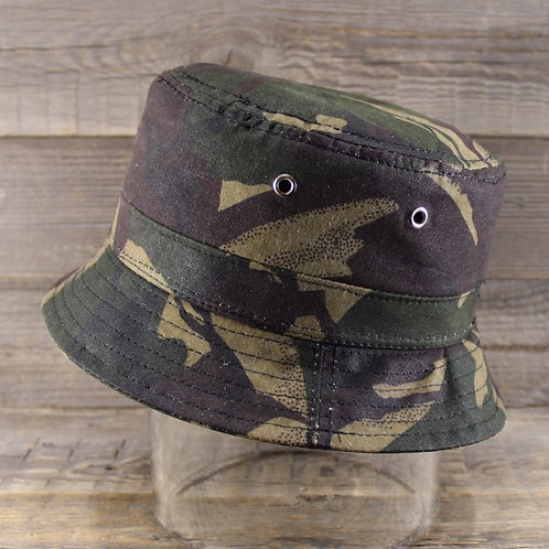 Bucket Hat - Camo Wax