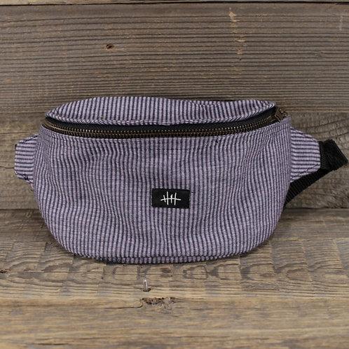 Bum Bag | Pink Stripes