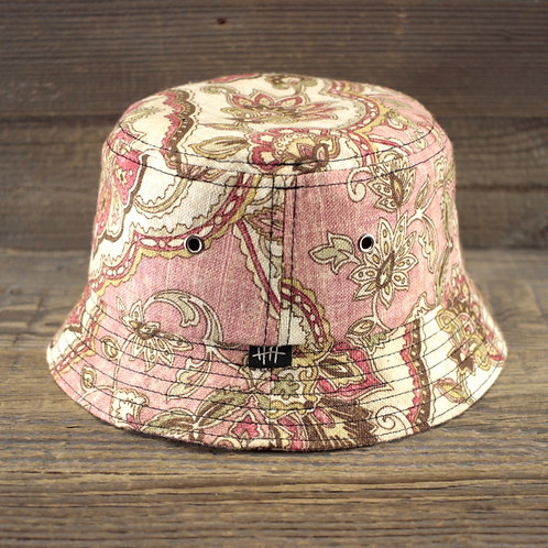 Bucket Hat - Dusty Rose