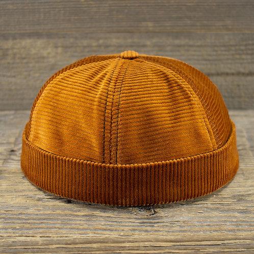 Docker Cap - Bourbon