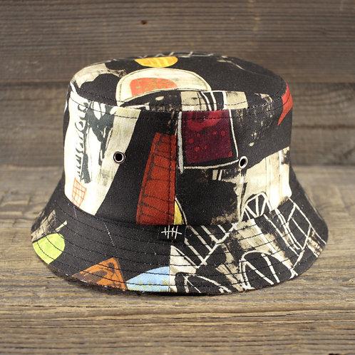 Bucket Hat - CHALK COLLAGE