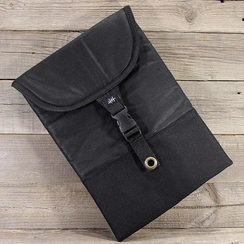 Laptop Sleeve - Black Wax