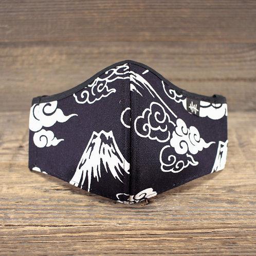 Face Mask - Mount Fuji V2