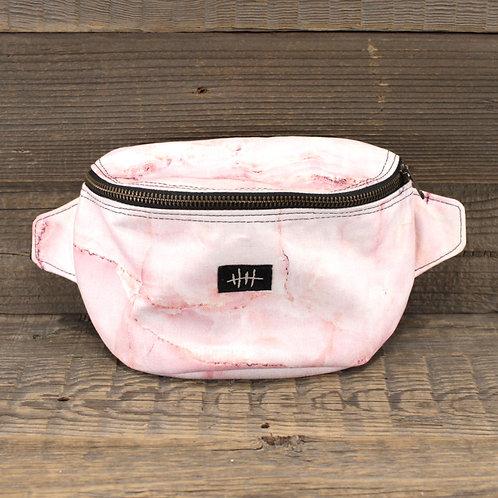 Bum Bag - Marble Rose
