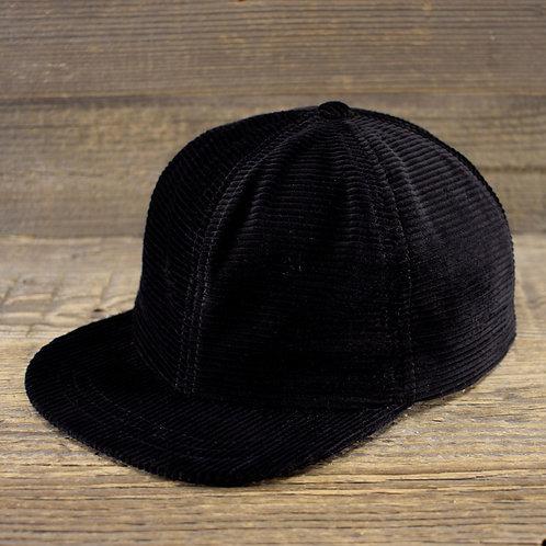 6-Panel Cap - Black Ink