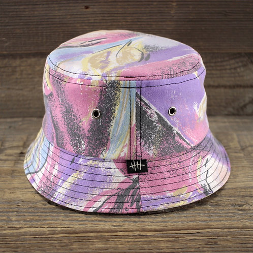 Bucket Hat - Pastel Flood
