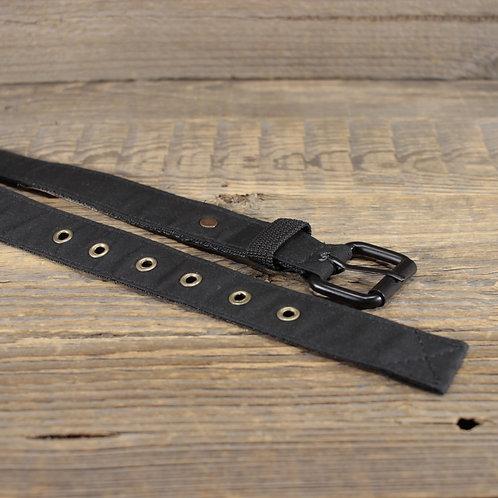 Belt - Black Wax