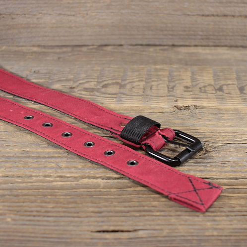 Belt - Red Wax