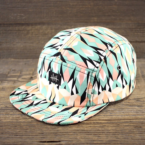 5-Panel Cap - mint-chocolate