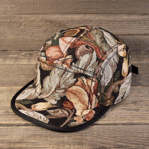 5-Panel Cap - Dark Gobelin