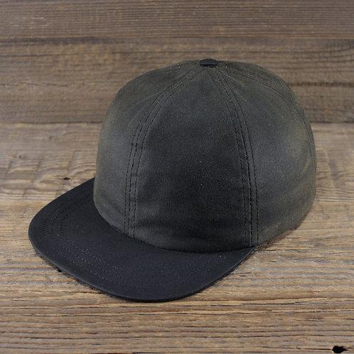 6-Panel Cap - Dark Moss