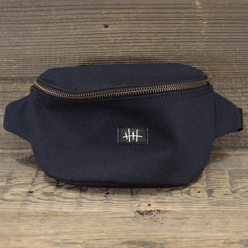Bum Bag - Blue Canvas