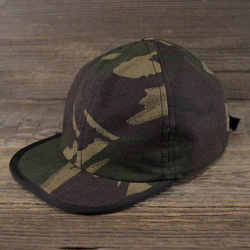 6-Panel Cap - Wax Camouflage