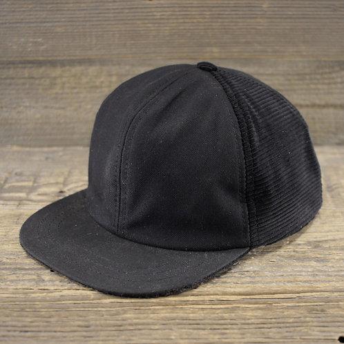 6-Panel Cap - JACK BLACK