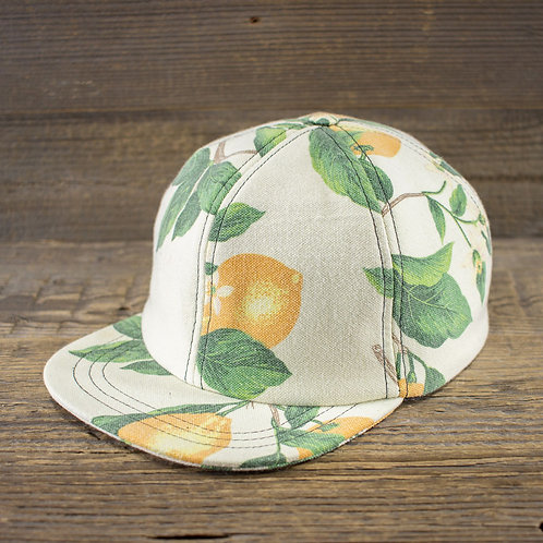 6-Panel Cap - Limoncello