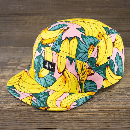 5-Panel Cap - Bananamania