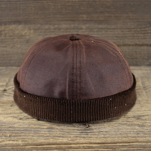 Docker Cap - Chocolate Jesus