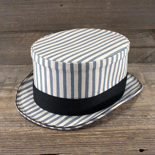 Top Hat - Oxford Stripes