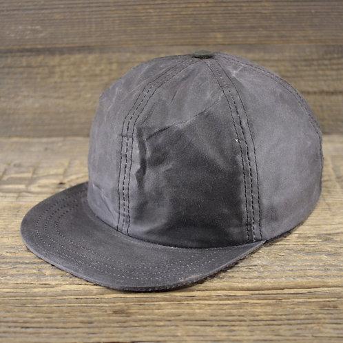 6-Panel Cap - Grey Wax