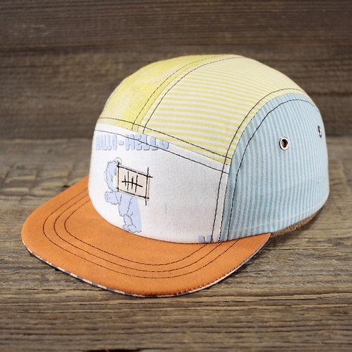 5-Panel Cap - Happy Stripes