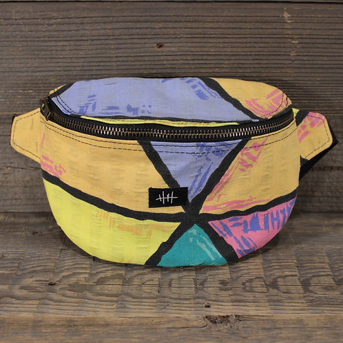 Bum Bag - Colorful Triangles