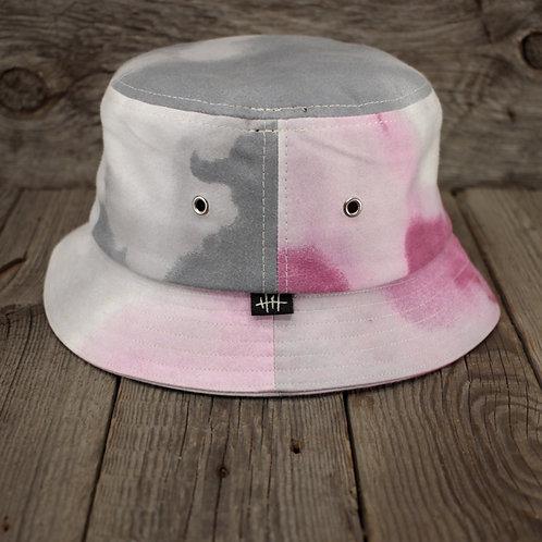 Bucket Hat - Raspberry Dust
