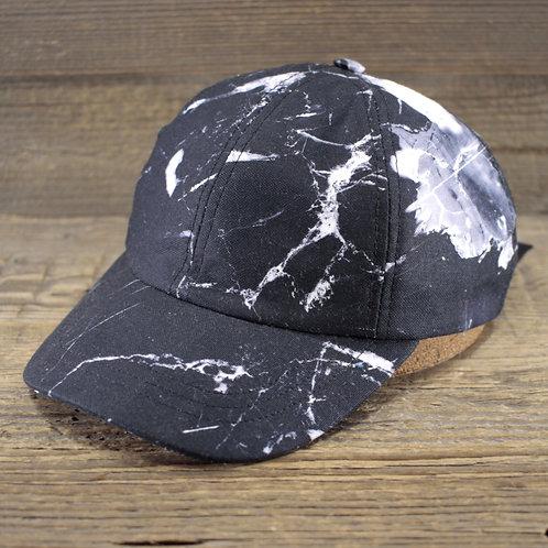 Dad Cap - Marble Black