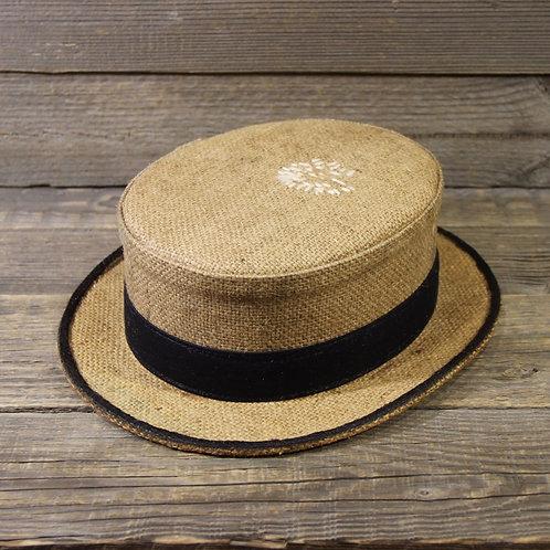 Top Hat - Classic Jute