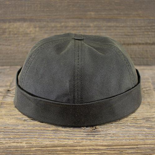 Docker Cap - Green Wax