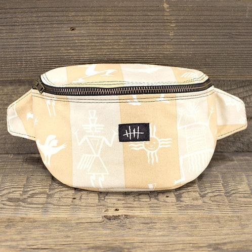 Bum Bag - Aztec Latte
