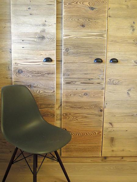 Appartement à Villars-sur-Ollon Rénovation & décoration © Gris Souris