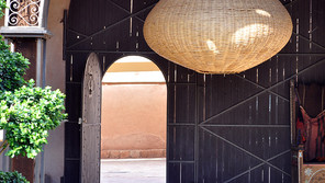 Maroc Ouarzazate : Riad Ksar Ighnda