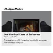 Alpine Modern Etats-Unis Juillet 2016