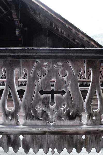 Chalet Le 1912 Rénovation & décoration Gris Souris Photo © Myriam Ramel Baechler