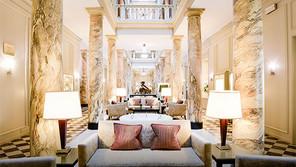 Suisse Vevey : Hôtel des Trois Couronnes
