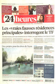 24heures Suisse Avril 2016