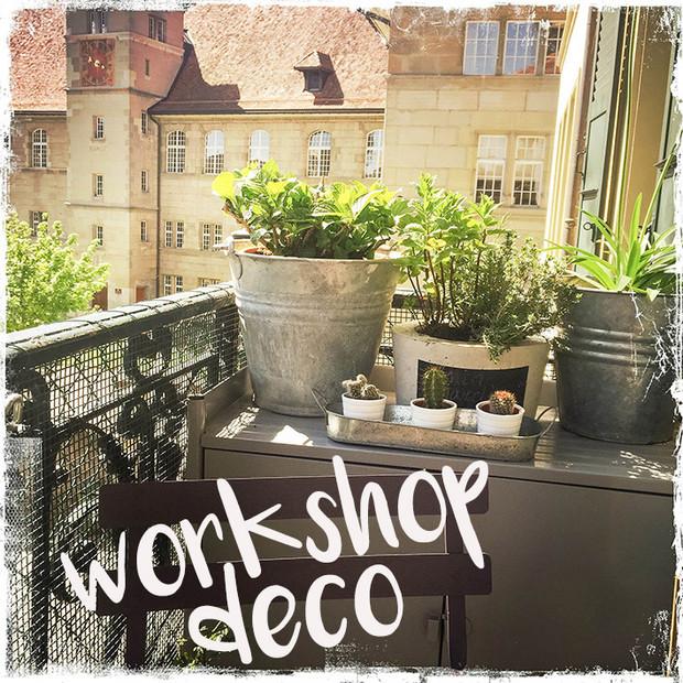 """Workshop """"Beaux jours"""""""