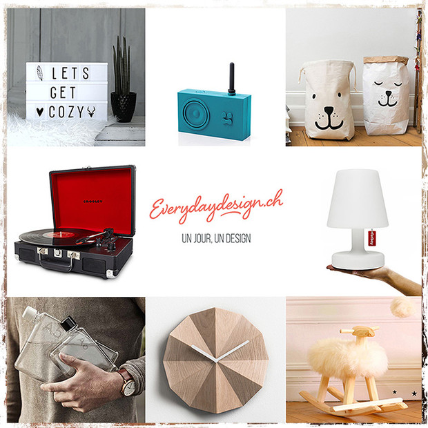 Everydaydesign se mue en pop-up store le temps d'une soirée !