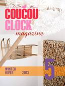 Coucou Clock Suisse Décembre 2013