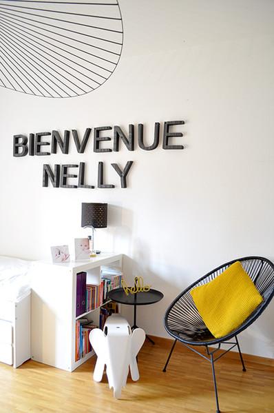 Chambre de jeune fille Décoration  © Gris Souris