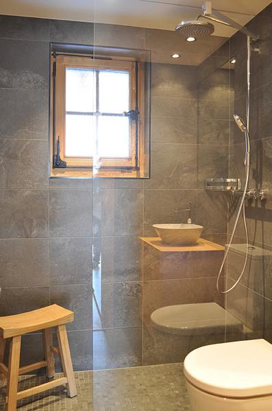 Appartement à Verbier Rénovation & décoration © Gris Souris