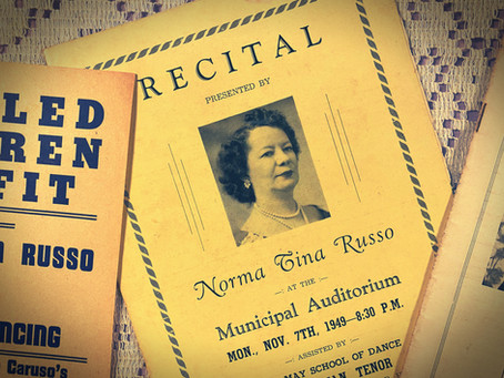 Norma Tina Russo: Tampa's First Lady of Opera