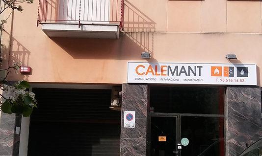 Negocio Calderas / calemant
