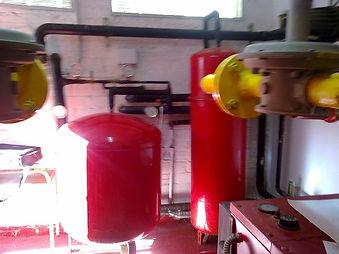 calderas industriales, lavacoches