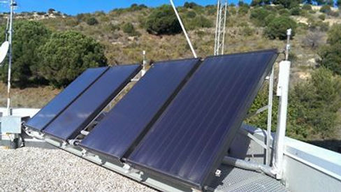 Placas solares Calemant