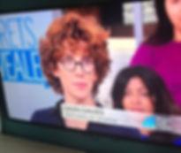 Dawn Davies on TV show Megyn Kelly Today