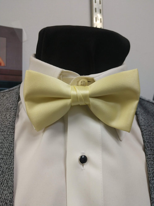 Keepsake Bow-tie in Yellow