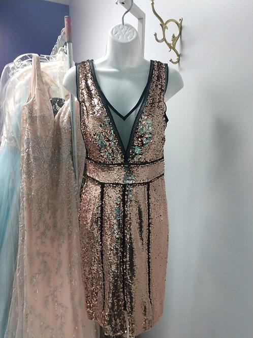 Minuet Sequin Party Dress