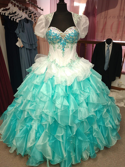 Quinceanera Dress Size 12